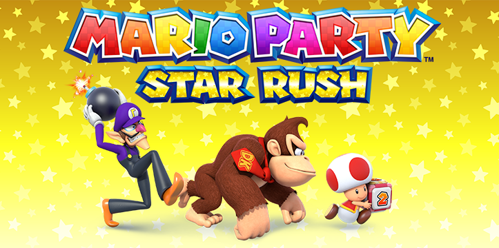 Mario Party: Star Rush Review {Nintendo 3DS}