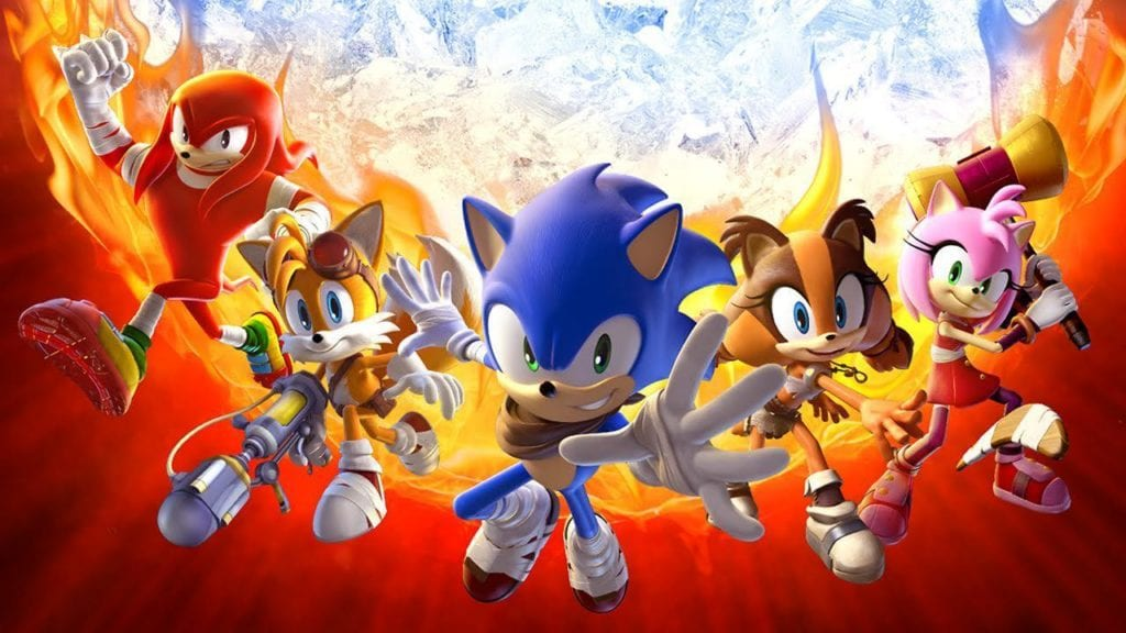 Sonic Boom: Fire & Ice for the Nintendo 3DS, Review