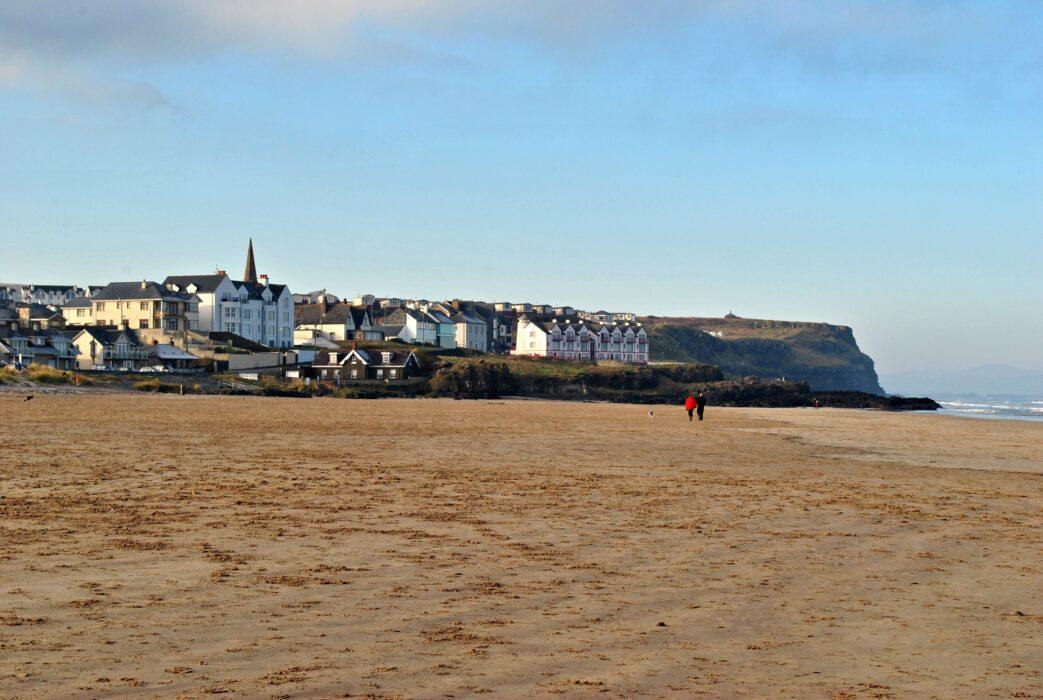 Castlerock-beach