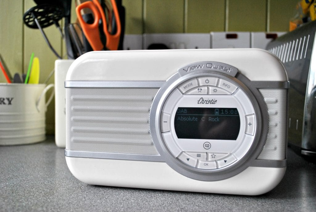 VQ Christie DAB Radio Review