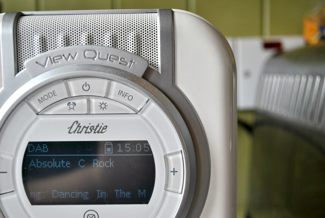 Christie DAB radio