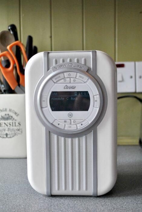Christie DAB radio