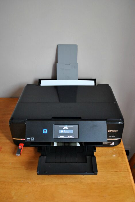 Epson Expression Photo Printer review