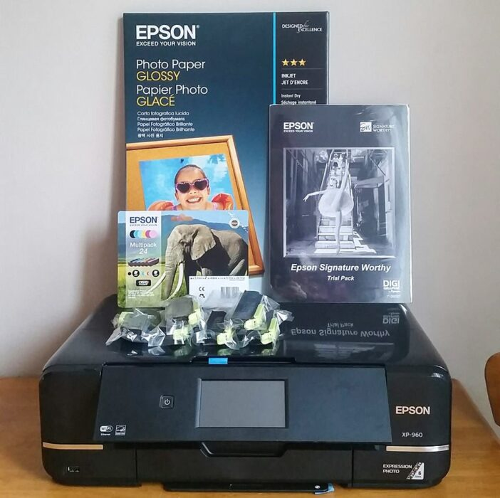 Epson Expression XP-960 Review