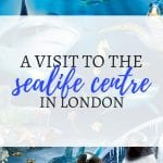 Sealife centre London