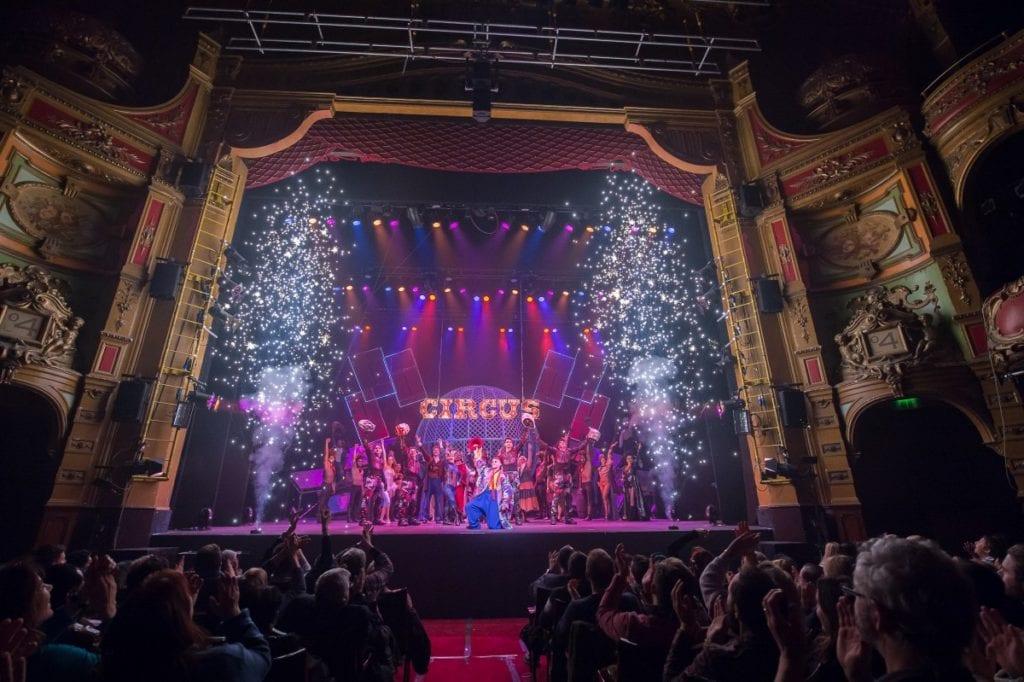 A Circus made for theatre | Cirque Berserk UK