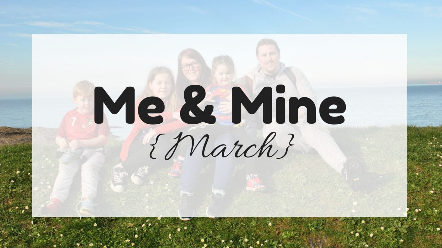 Me & Mine project | March 2017