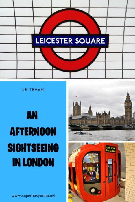 London - UK travel