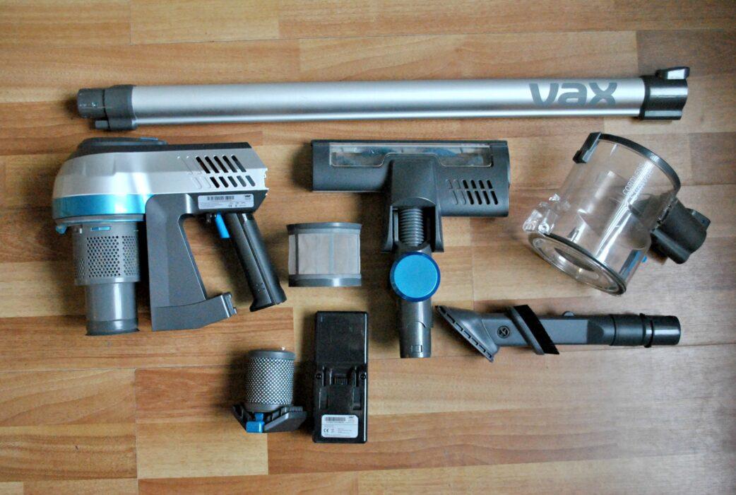 Vax SlimVac Vacuum cleaner review