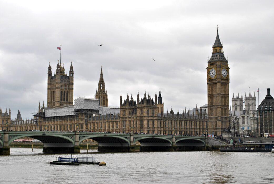 Westminster in London