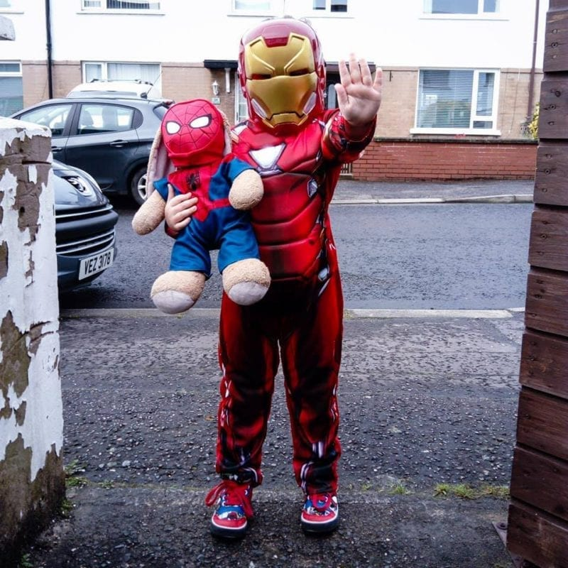 Stenaline Superhero Day cruise