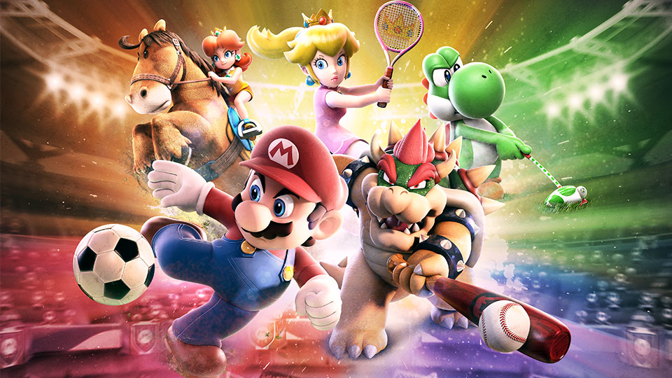 Mario Sports Superstars Game Review {Nintendo 3DS}