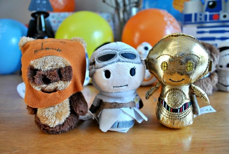 Itty Bittys UK Hallmark Star Wars Day