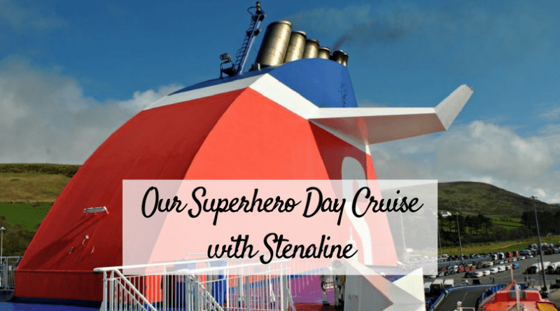 Stenaline kids day cruise