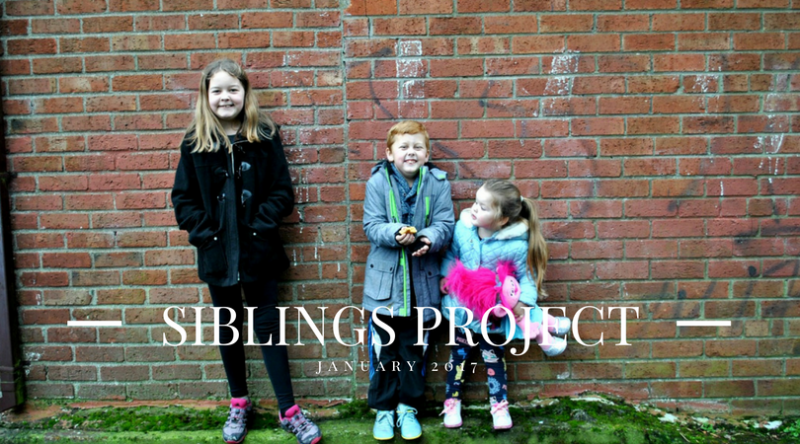 Monthly Siblings project