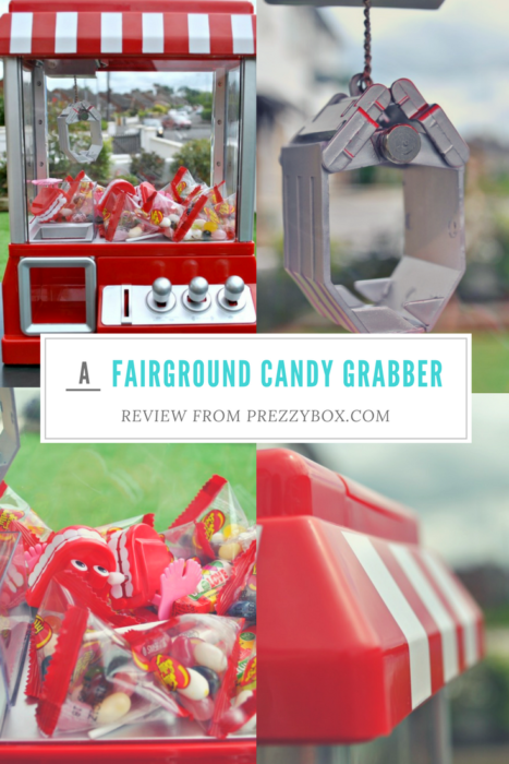 A review for the Fairground Candy Grabber from Prezzybox - Click through for my review.