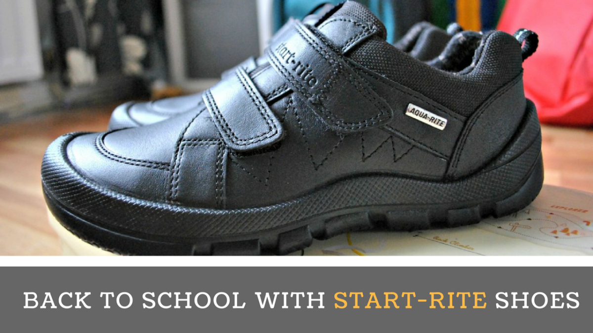 Starting the new school term with Start-rite shoes