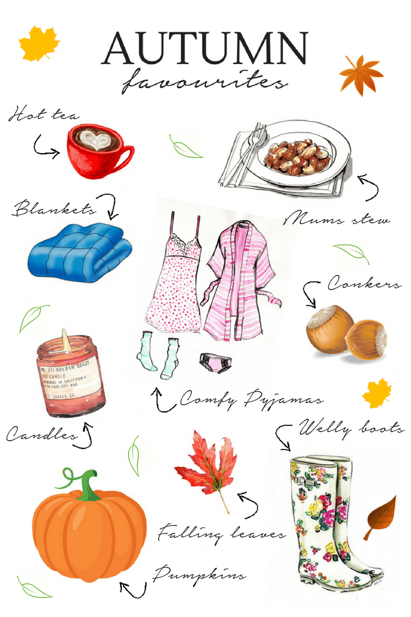 Click thorugh to read on my Autumn favourites!