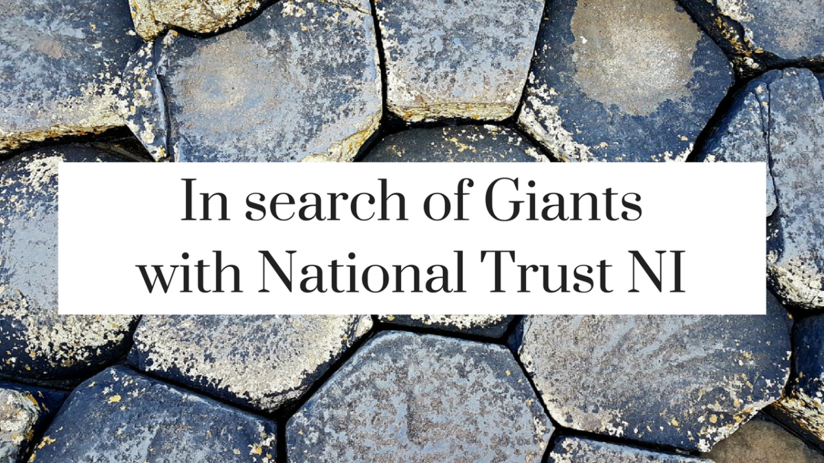 In search of Giants with National Trust NI