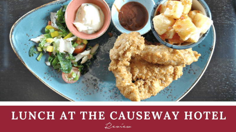Lunch at The Causeway Hotel | Review