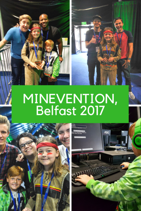 Click through to see more photos and read about our first Minevention experience.