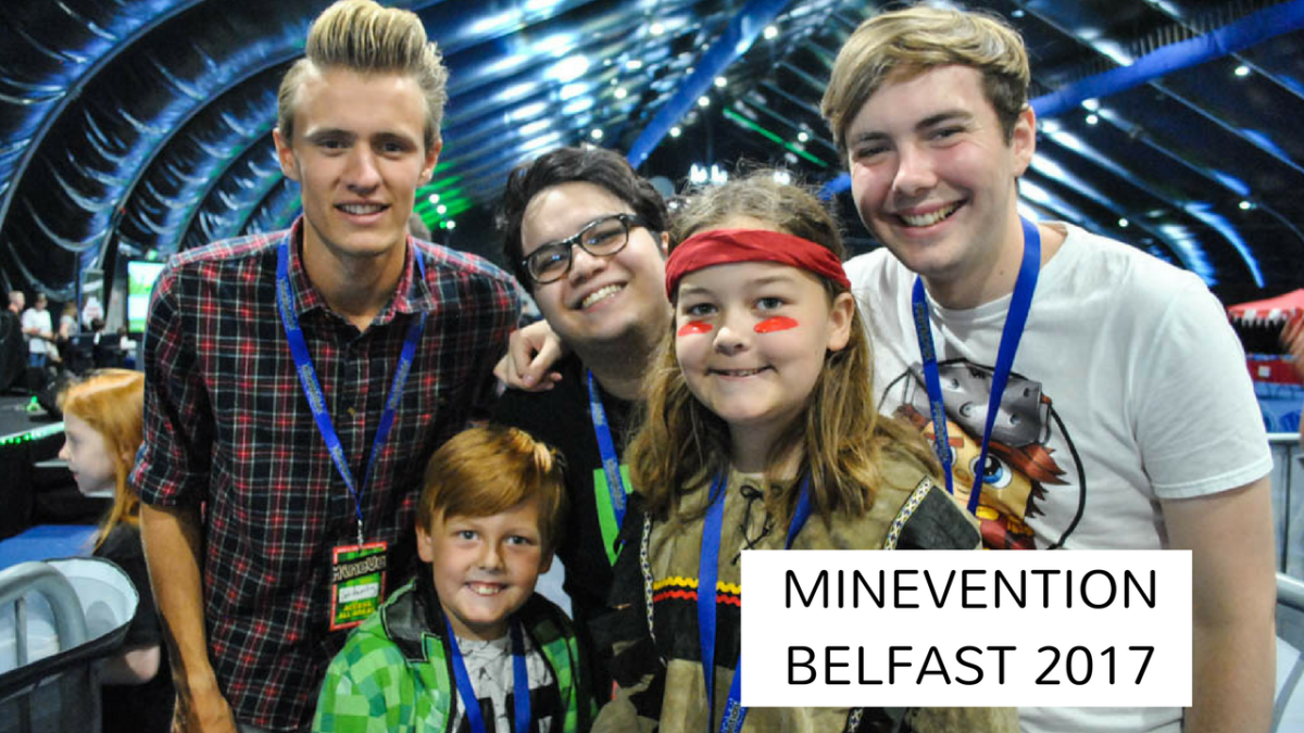 Minevention, Belfast 2017!