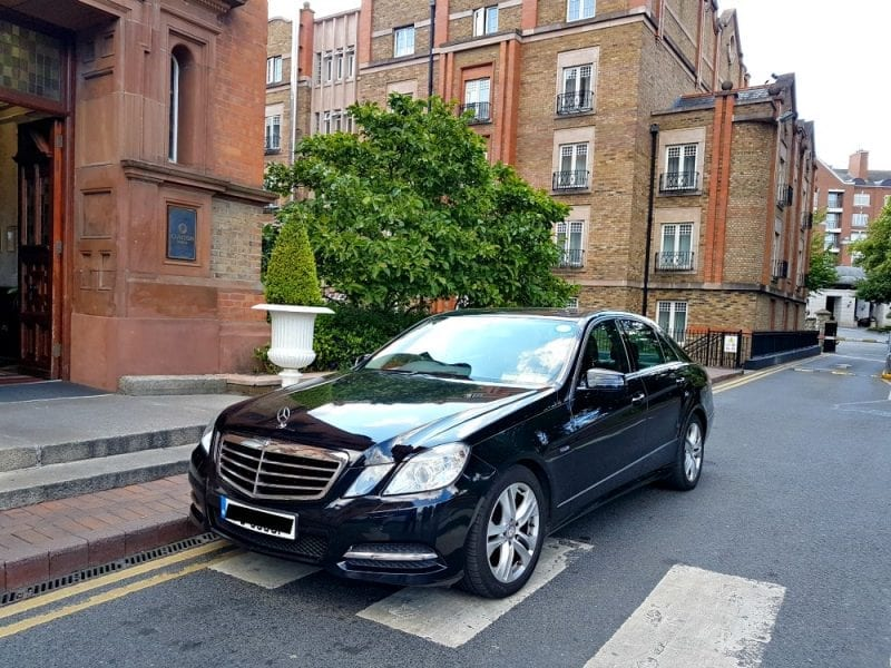 Our own driver for the day with Blacklane | Review