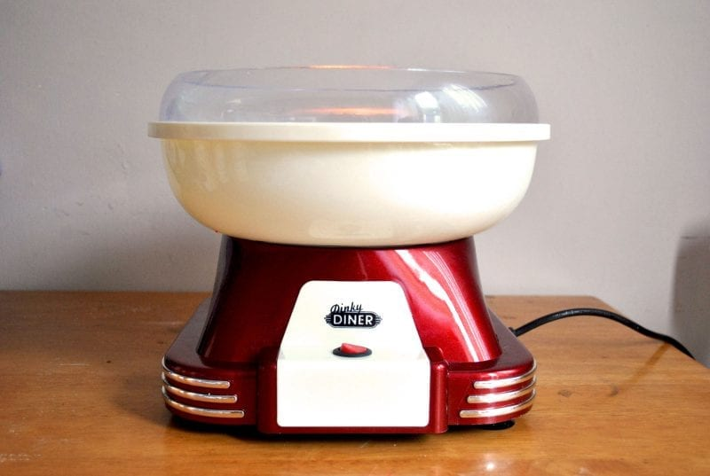 Dinky Diner Candy floss maker from Prezzybox