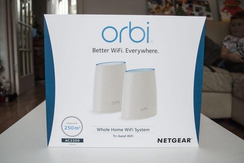NETGEAR Orbi Review