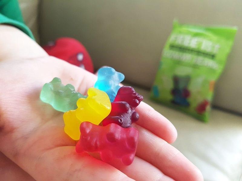 Sugar-free and no added sugar snacks