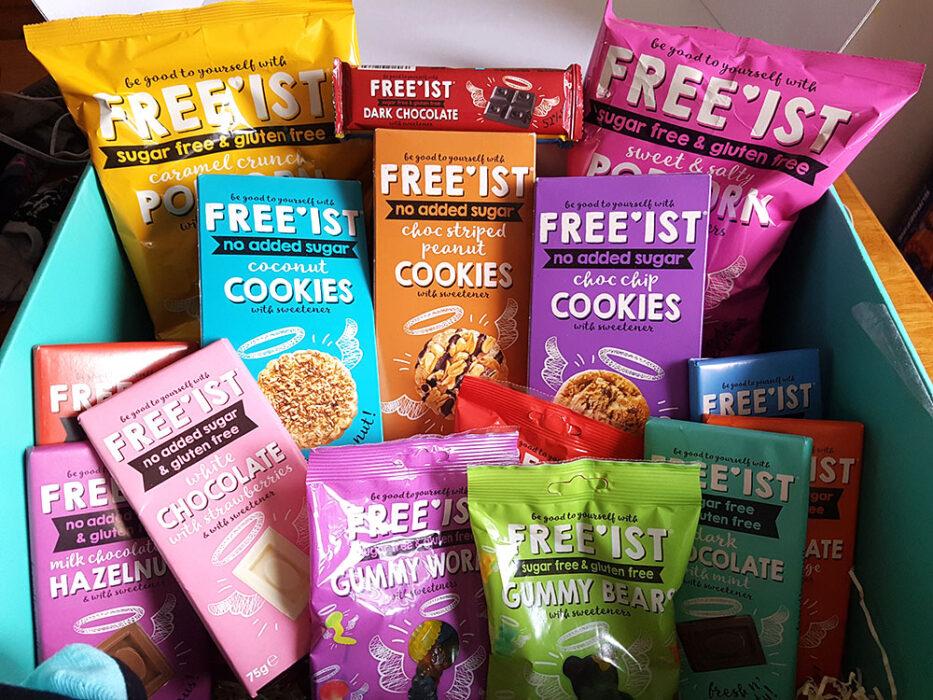 Sugar & Gluten free treats from Free-ist!