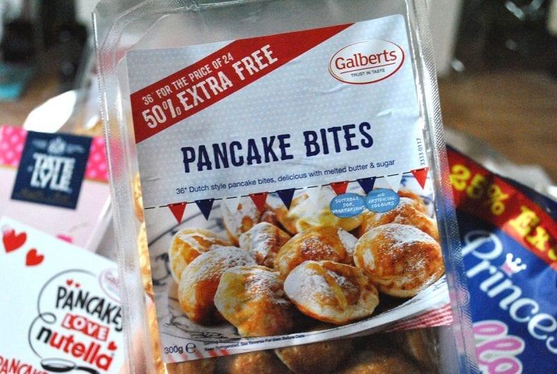 Galberts pancakes