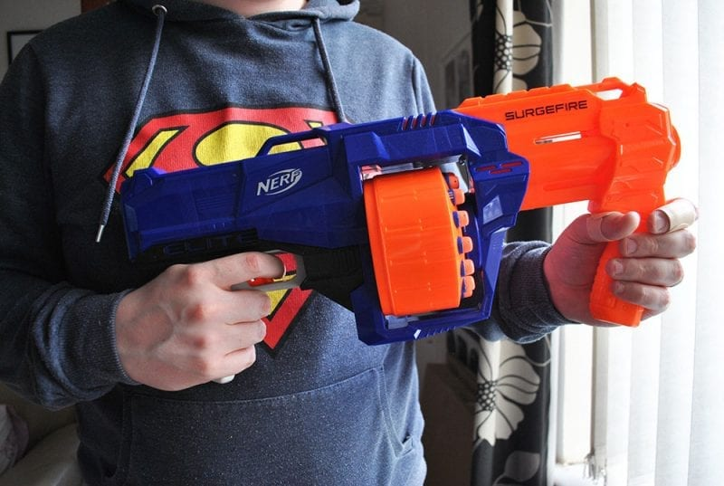 Nerf gun review
