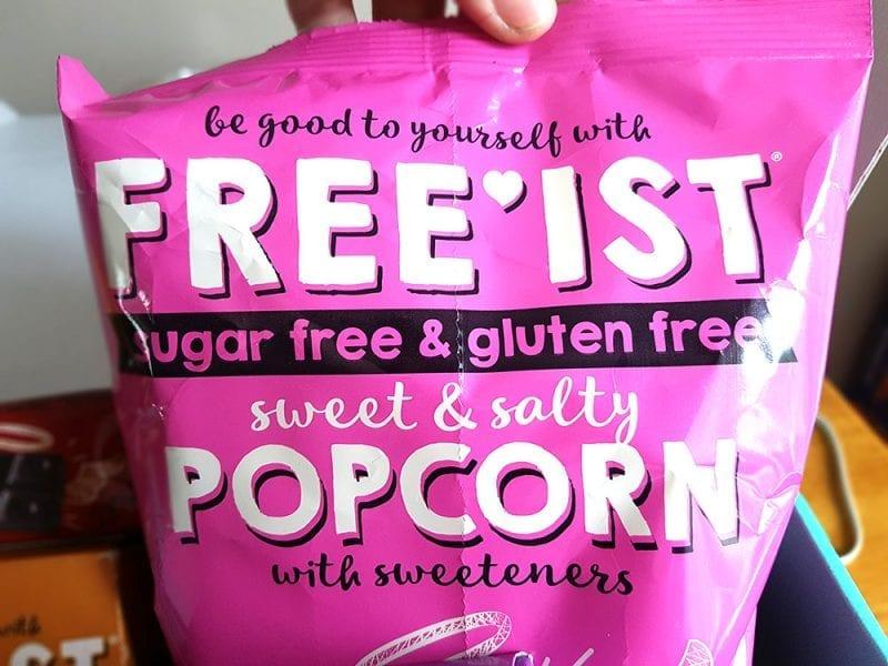 Freeist sugar free food range