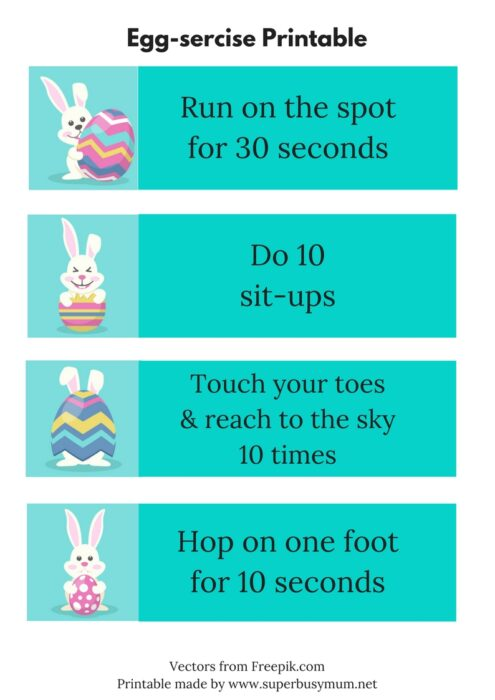 Easter Egg Hunts {& games} for Toddlers, Kids & even the Teens ...