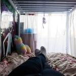 Bottom Bunk Bed tent
