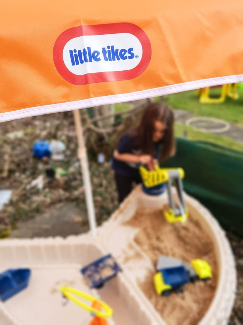 Little Tikes Sand & Water table review