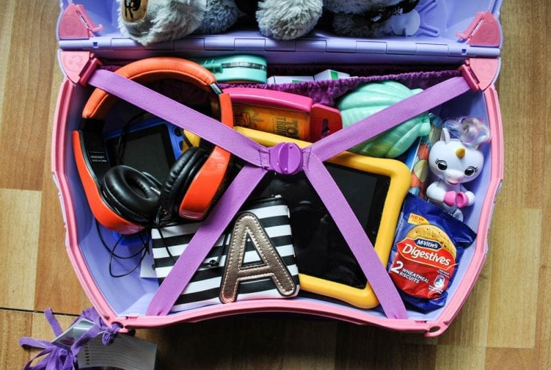 Trunki ride on review