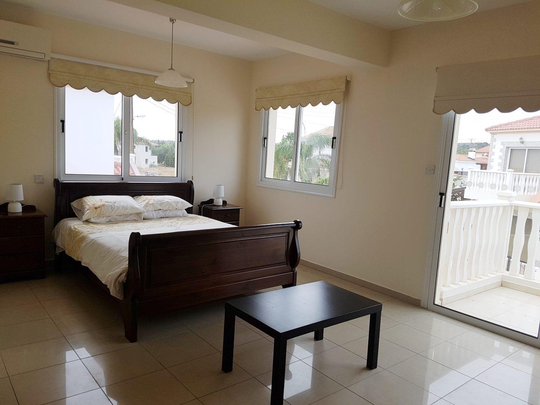 Bedroom in Cyprus villa