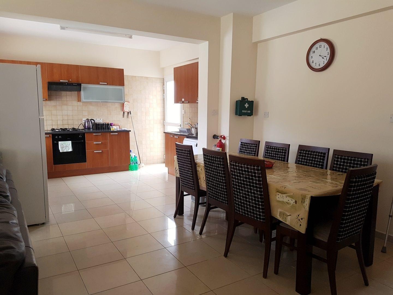 Dining room in Cyprus villa