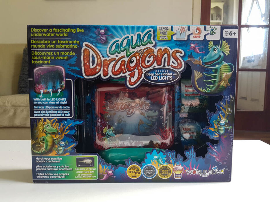 Aqua Dragons Deep Sea Habitat | Review