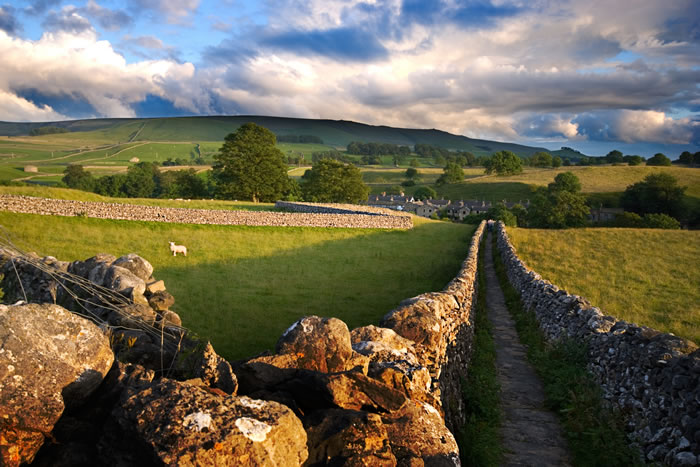 Looking into UK Walking holidays with Inntravel #GastroTrail
