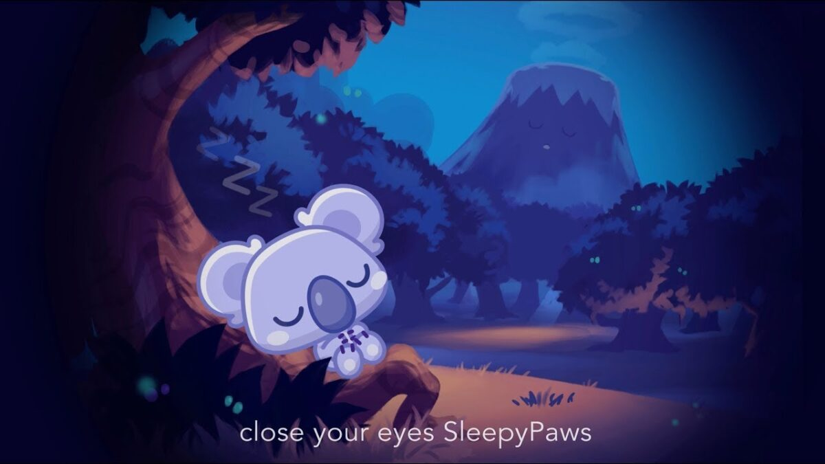 Our bedtime routine with Moshi Twilight Sleep Stories app | Review