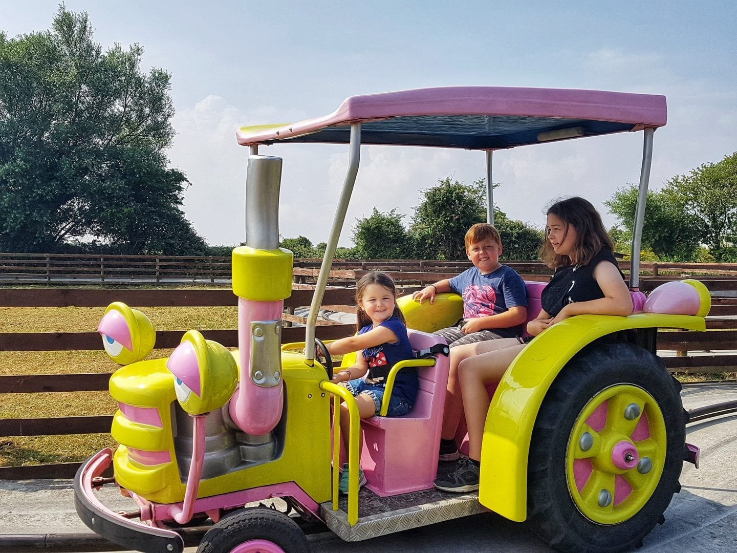 Family days out in Somerset