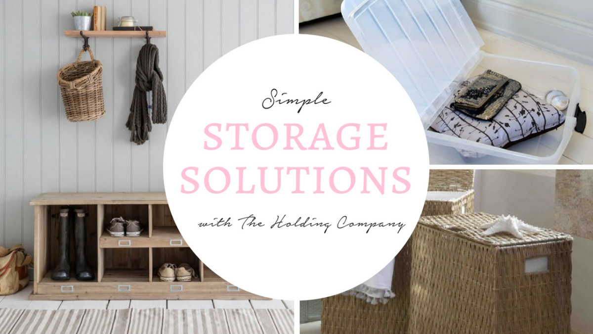 Simple storage solutions with The Holding Company