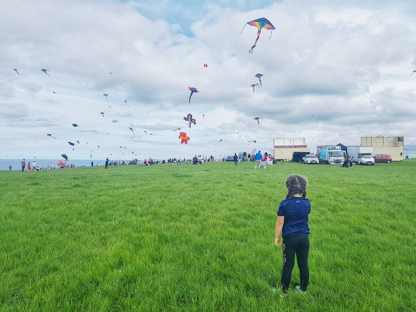 Kites & Castles – Our first Kite Festival with National Trust NI