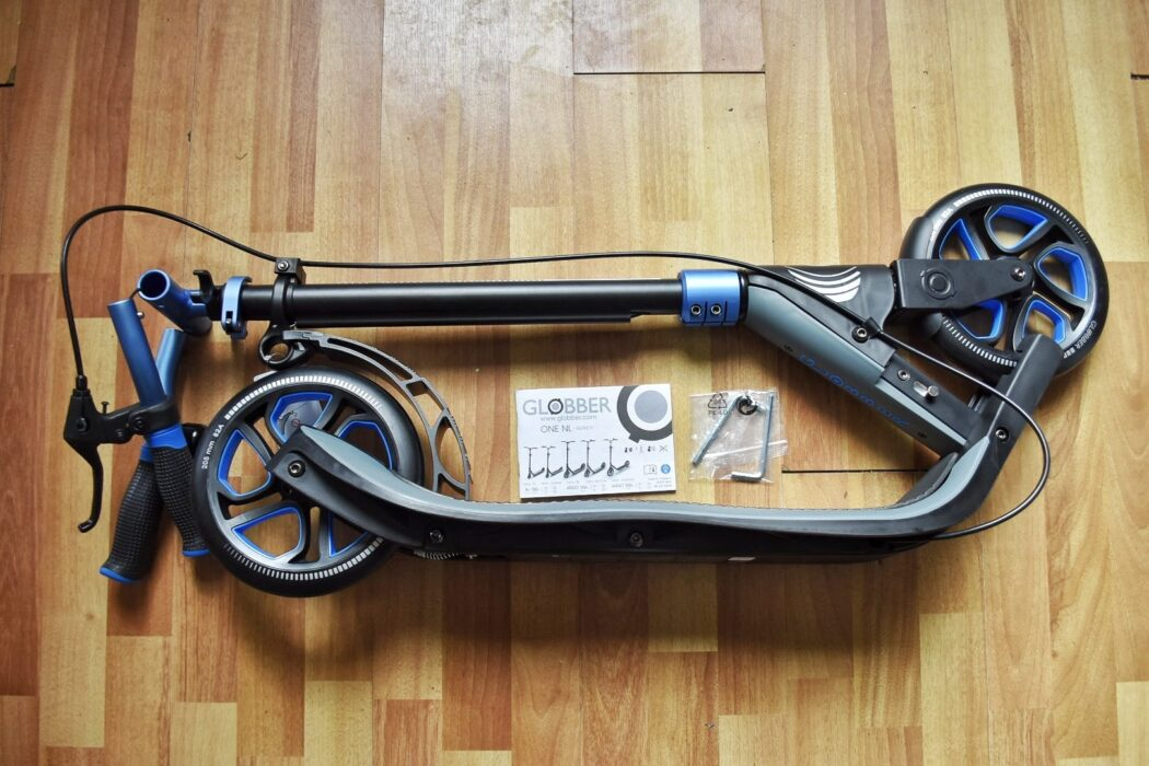 GLOBBER by Plum Scooter review