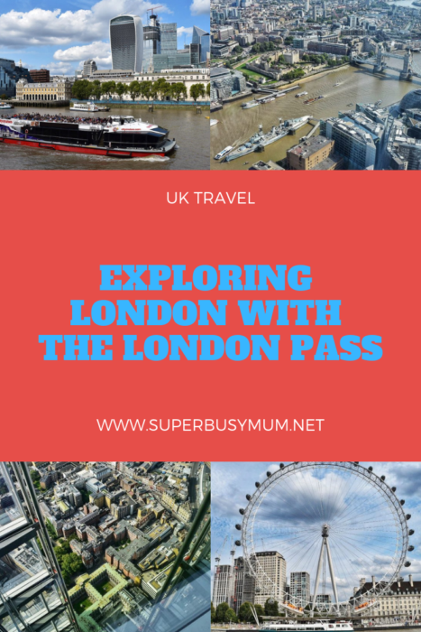 Explore London with the London Pass