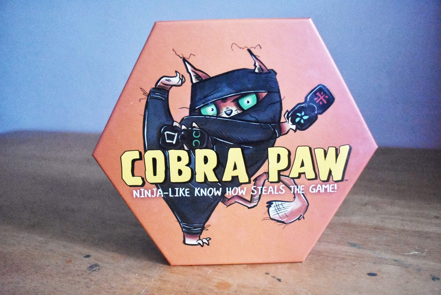 Cobra Paw from Asmodee Games