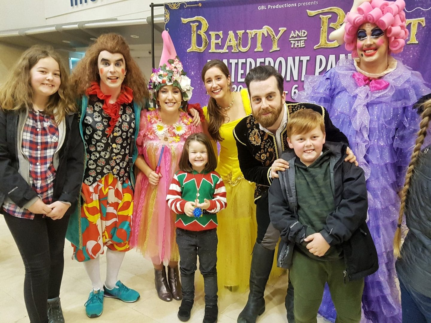 Beauty and the Beast at the Waterfront, Belfast